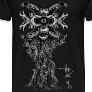 The Tree of Death - Men's Premium T-Shirt
