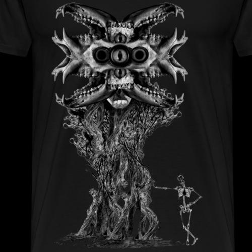 The Tree of Death - Men's Premium T-Shirt