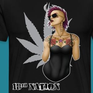 Loud Expressions - Men's Premium T-Shirt