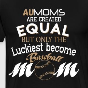 Baseball Mom T Shirt - Men's Premium T-Shirt