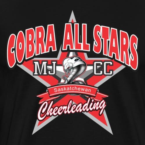 Cobra All Stars Logo - Men's Premium T-Shirt