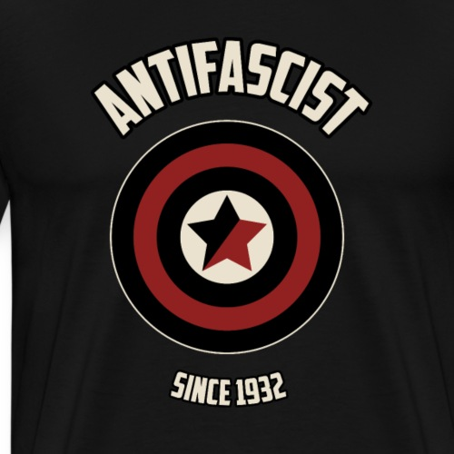 AntifaShield - Men's Premium T-Shirt