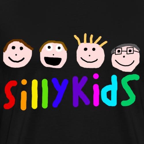 NEW Sillykids Logo - Men's Premium T-Shirt