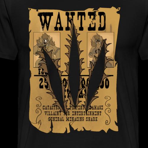 HEELKAIJU's Most Wanted - Men's Premium T-Shirt