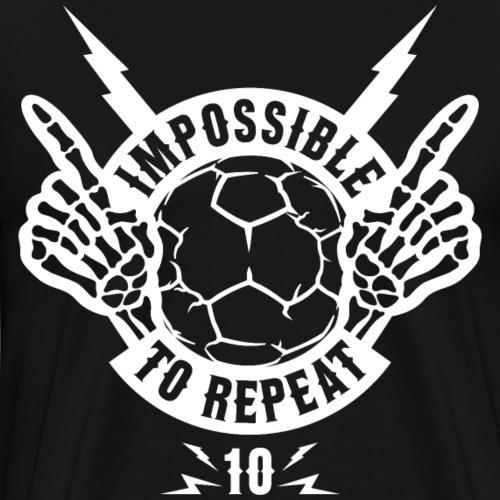 IMPOSSIBLE TO REPEAT V3 - Men's Premium T-Shirt