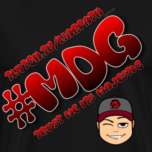 MDG - Men's Premium T-Shirt