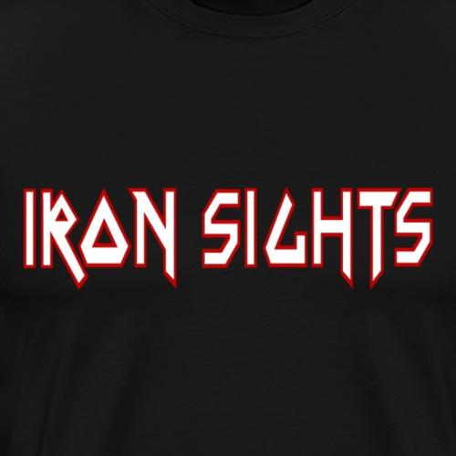 Iron Sights - Men's Premium T-Shirt