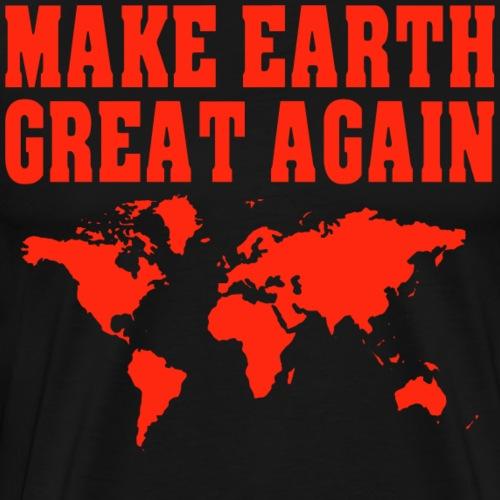 Make Earth Great Again Ramirez - Men's Premium T-Shirt