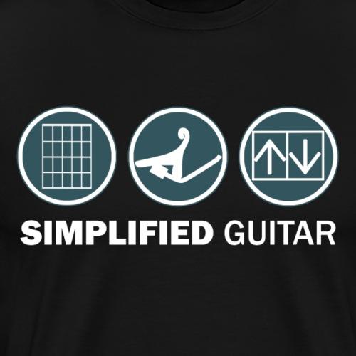 3 Step Logo - Men's Premium T-Shirt