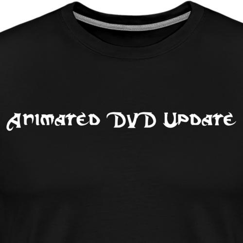 Animated DVD Update V.2 - Men's Premium T-Shirt