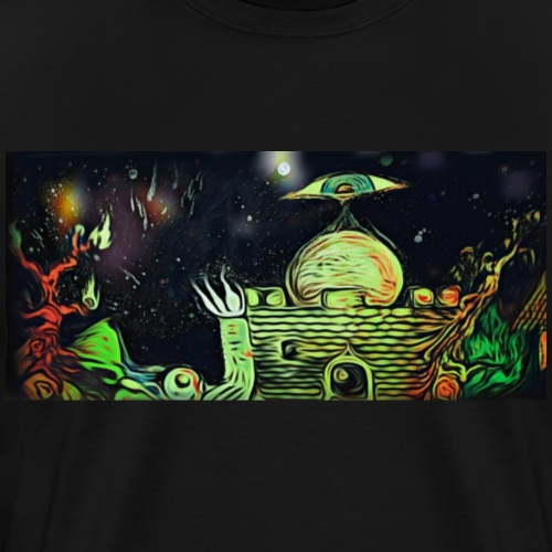 A midsummer night's trip - Men's Premium T-Shirt