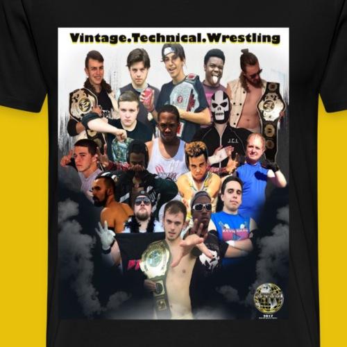 VTW 2017 Poster - Men's Premium T-Shirt