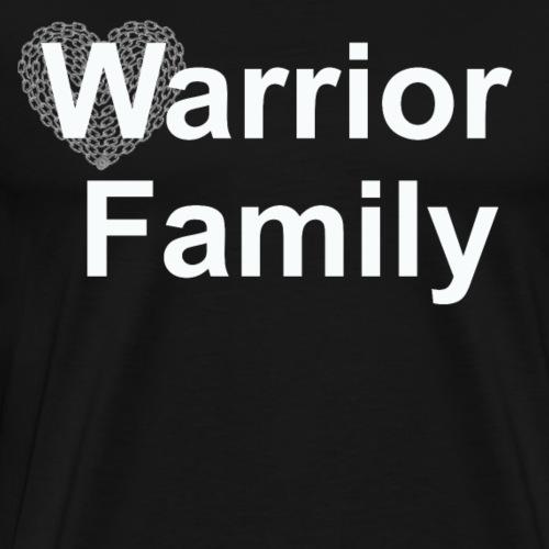Warrior fam - Men's Premium T-Shirt