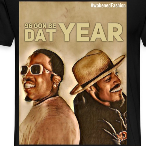 Standout to Standup - Men's Premium T-Shirt