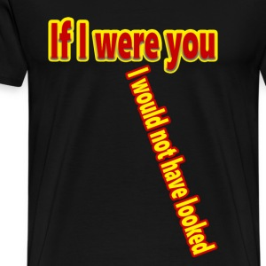 Look - Men's Premium T-Shirt