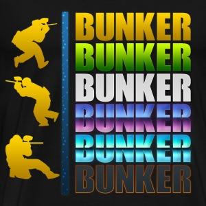 Bunker Bunker Bunker - Men's Premium T-Shirt
