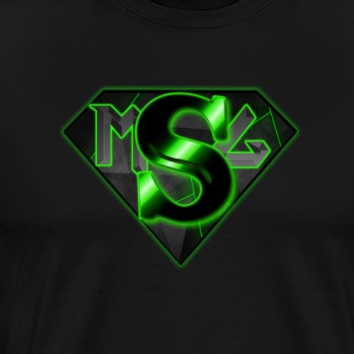 Super Masgamer Diamond Logo - Men's Premium T-Shirt