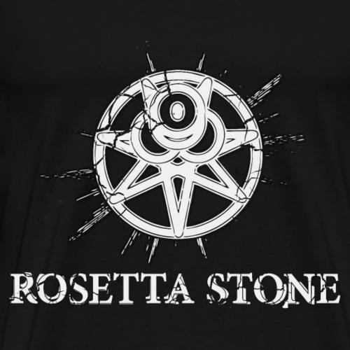 Rosetta Stone Goth Shirt - Men's Premium T-Shirt