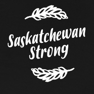 Sask Strong White - Men's Premium T-Shirt
