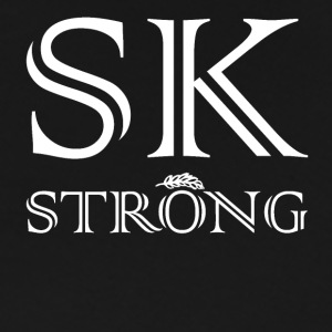 SK STRONG White - Men's Premium T-Shirt
