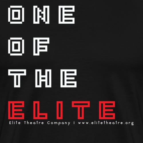 8bit of the Elite - Men's Premium T-Shirt