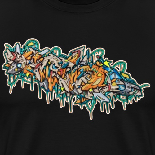 jaws elc - Men's Premium T-Shirt