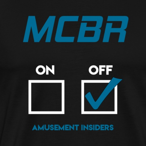 MCBR OFF Tee - Men's Premium T-Shirt