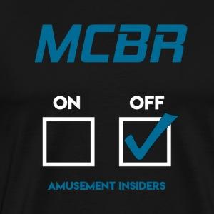 MCBR OFF Tee - Men's Premium T-Shirt