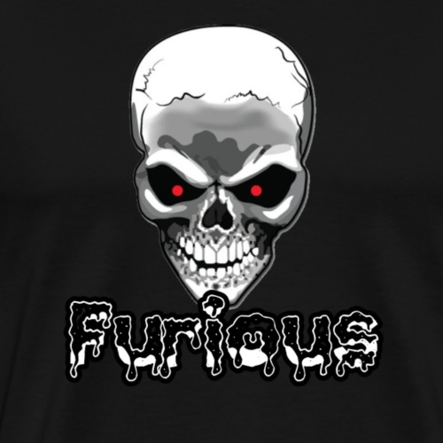 furious - Men's Premium T-Shirt