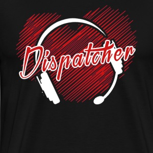 Police Dispatcher Shirt - Men's Premium T-Shirt
