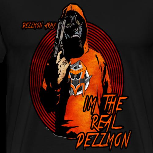 Friendly Dezzmon Army Tshirt - Men's Premium T-Shirt