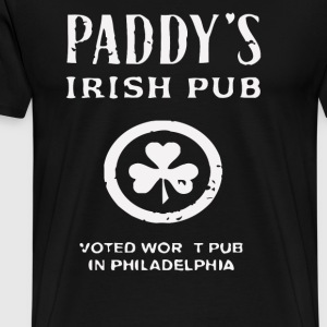 Paddy s irish pub - Men's Premium T-Shirt