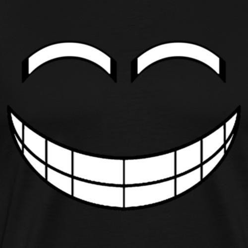 Empty Grin - Men's Premium T-Shirt