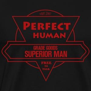 PERFECT HUMAN - Men's Premium T-Shirt