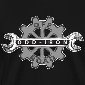 Odd Iron Off Road front Logo LRG - Men's Premium T-Shirt
