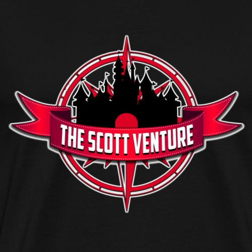 The Scott Venture Main Logo - Men's Premium T-Shirt