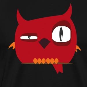 Bird Red - Men's Premium T-Shirt