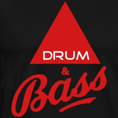 Drum and Bass - Men's Premium T-Shirt