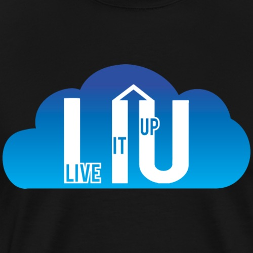 Live it Up - Men's Premium T-Shirt