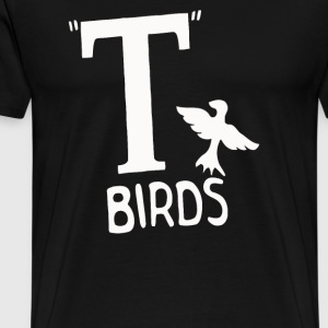 The T birds - Men's Premium T-Shirt