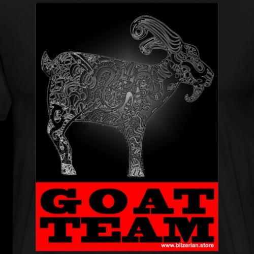Goat Team - Men's Premium T-Shirt
