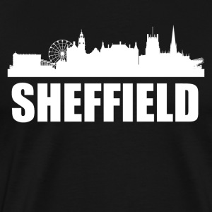 Sheffield Skyline - Men's Premium T-Shirt