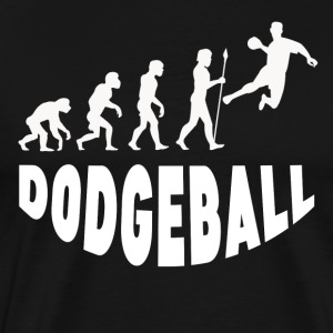 Dodgeball Evolution - Men's Premium T-Shirt