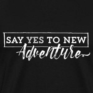 new adventure - Men's Premium T-Shirt