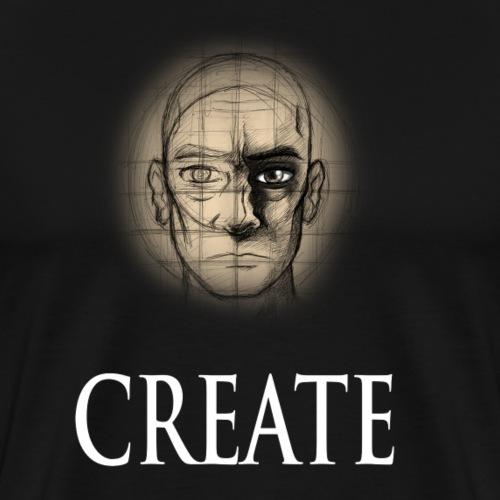 Create - Men's Premium T-Shirt