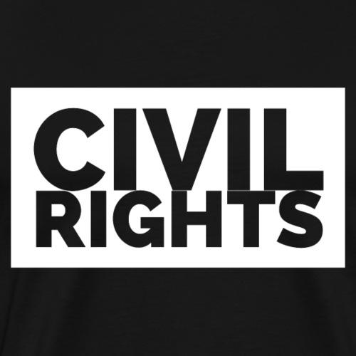 CIVIL RIGHTS - Men's Premium T-Shirt