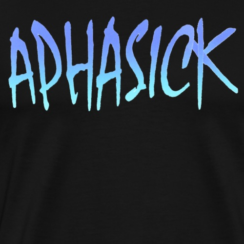 MOYER - APHASICK MERCH - Men's Premium T-Shirt