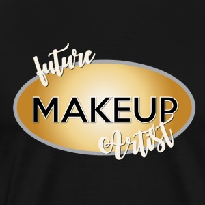future makeup artist new 2 - Men's Premium T-Shirt