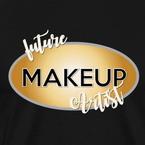 future makeup artist new 2 - Men's Premium T-Shirt