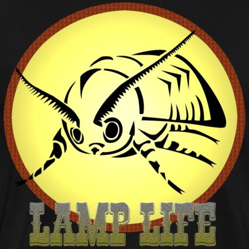 Lamp Life - Moth Shirt - Men's Premium T-Shirt